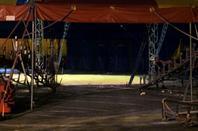 Démontage cirque Pinder Granville