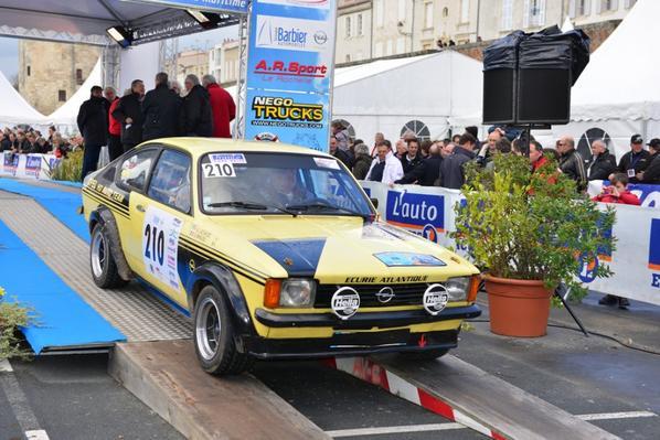 rallye La Rochelle 2012