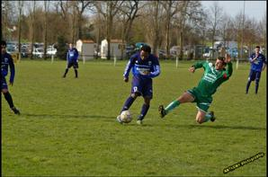 Shooting match de foot