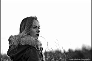 Nouveau shooting en noir et blanc :)