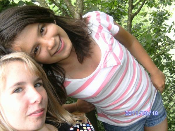 Kimberley et Moi <3