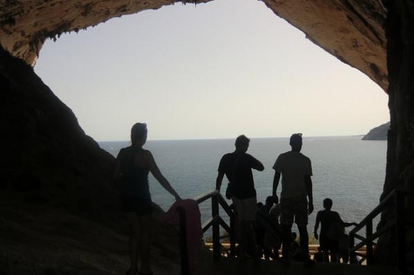 Les grottes d'Arta