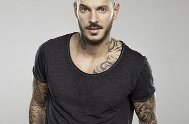 Photo sur M. Pokora