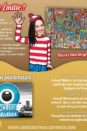 Le Secret Mag N°4 !