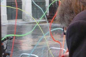 Performance à Bruxelles