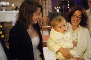 la suite du bapteme a mon fils thibault