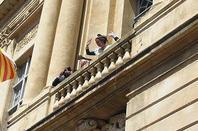 1er mai 2014 - Fête des gardians - Election XXIIe Reine d'Arles : Mandy Graillon