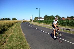 Sortie Cyclo du Dimanche 28 Juin 2015 --- 92 Kms ce matin