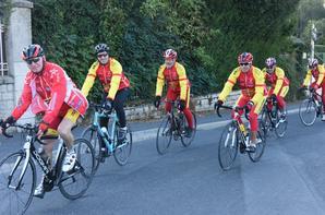 Dimanche 7 Octobre 2018 --- Randonnée Cyclotouriste et Marche de Reims la Brulée