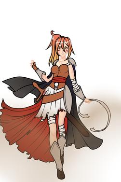 Eldarya -Les tenues de Purrity 3 (spécial gardes ! )