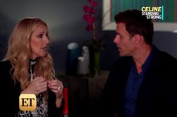 Céline parle de L'attenta à Manchester dans son interview