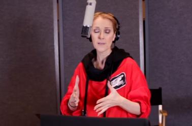 Céline parle de la belle et la bête de  Disney's et sa nouvelle chanson :Beauty And The Beast  