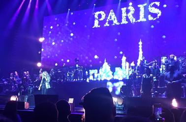 2ieme soir Paris .... le 05/07/2017