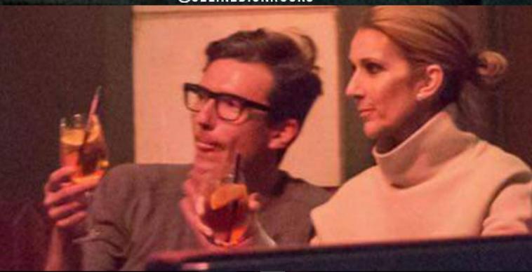 Céline et Pepe et son major d homme ont été vu dans un bar à Berlin après le concert du 23 juillet... Céline à rencontrer des fans :)