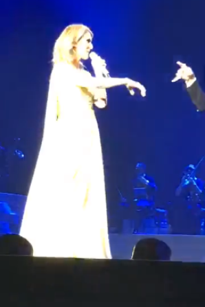 "Capture de la vidéo en live de ""Ramona"" .Le 20/09/17"