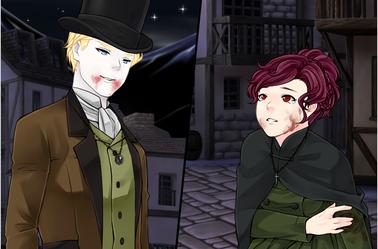 Erwin et Marcy