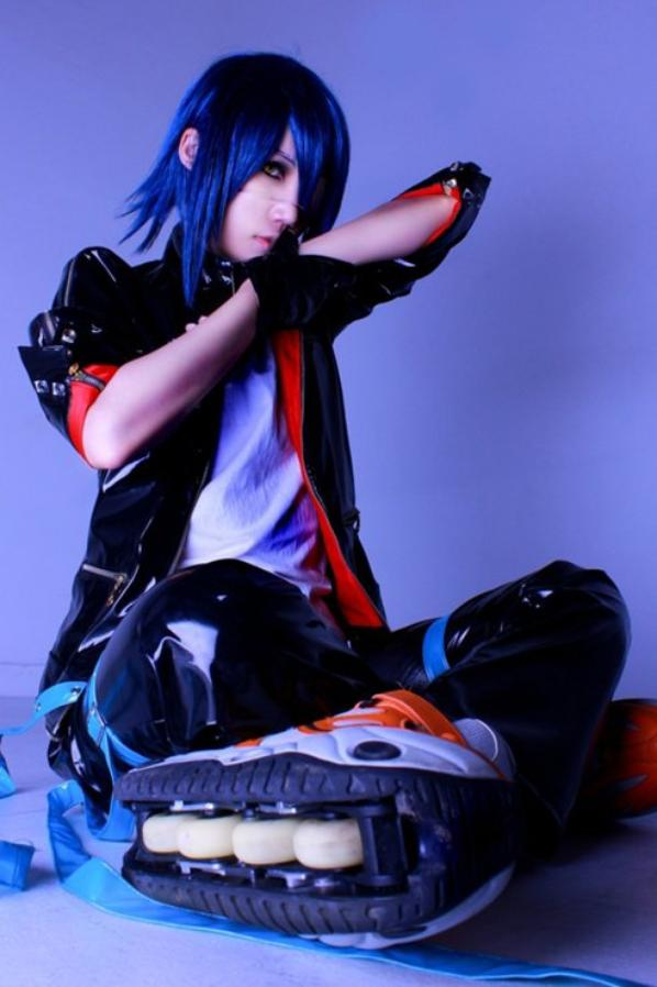Cosplay air gear