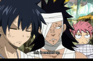 fairy tail POWER !