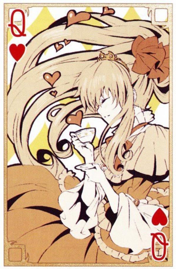 Pandora hearts Magnifique :-)
