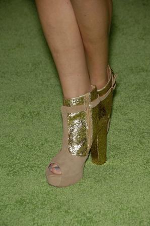 Des chaussures spatiales