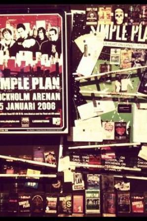 Exposition Simple Plan pourrait être amené en Europe et ailleurs!