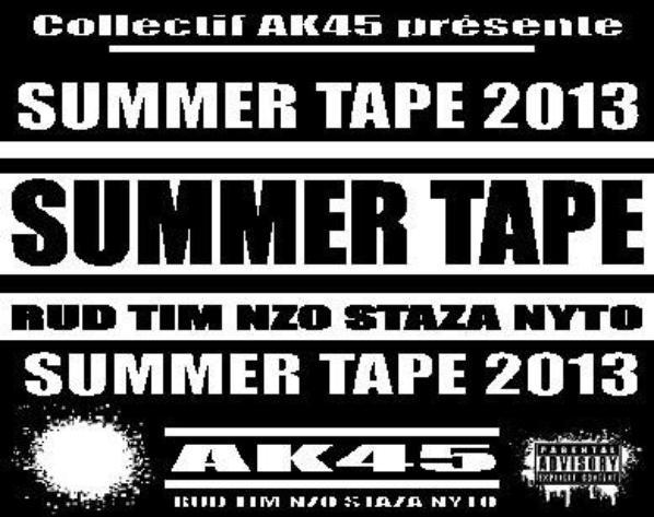 SUMMER TAPE AK45
