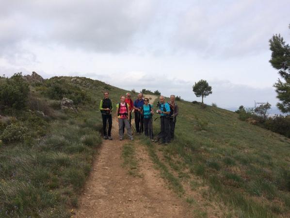 Rando du 10 Mai, le tour de la vallée de St Pons, Gemenos