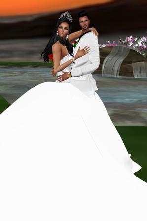MON MARIAGE AVEC MON AMOUR