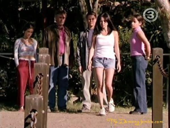 Charmed saison 2 : Episode 8
