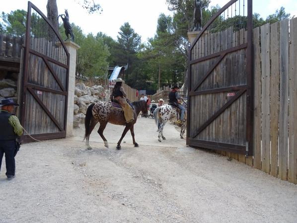 Les chevaux de OK Corral (1/9)