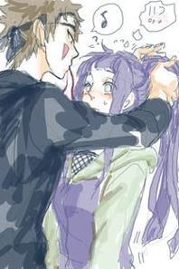 Kiba x Hinata
