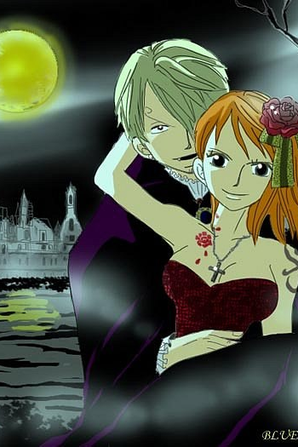 Article spéciale Vampire pour One-Nami-monster