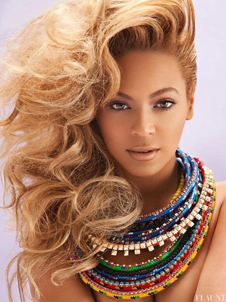 La plus belle photo de Beyonce(by Miss Fashion)