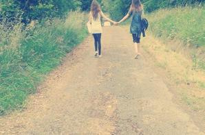 Avoir une meilleure amie commz la mienne c'est juste le bonheur je t'aime PAS TOUCHE c'est la mienne <3