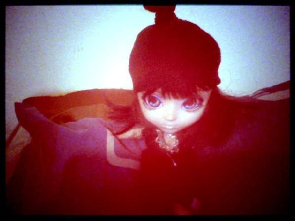 Amy dans mon lit ^^