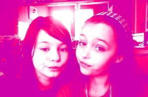moi et ma 6eme soeur lollll