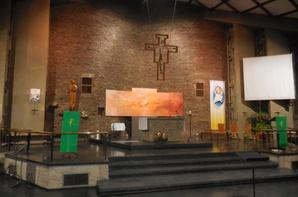 Concert des PCCB du 28 janvier 2016 à l'église Saint Françoisd'Assise à Rouen 76000