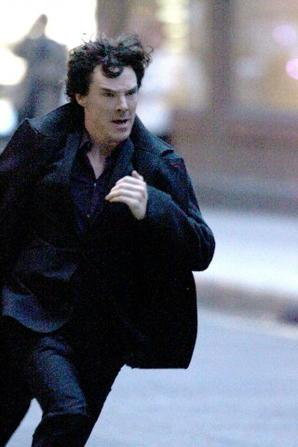 Photos tournage La Chute du Reichenbach 3