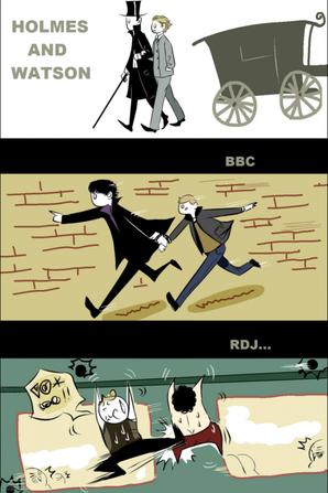 Granada / BBC / RDj