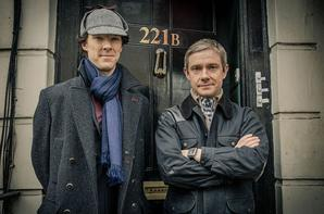 Sherlock saison 3 photos exclusives
