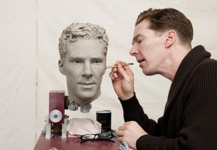 Benedict bientôt en chair et en cire !