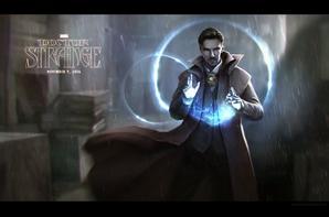 Benedict sous la cape de Dr Strange inspire les fans