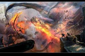 Hobbit III - Concept Arts
