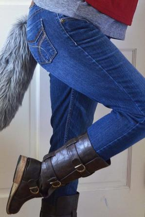 Jeans Furry