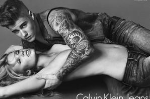 Justin Bieber, nouvel égérie de Calvin Klein