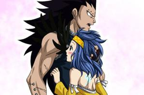 LES DIFERENT COUPLE DES FAIRY TAIL
