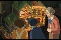 Arrietty et le petit monde des chapardeurs