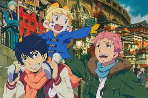 Blue exorcist film