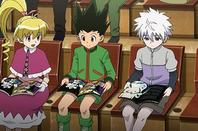 Hunter x Hunter : the last mission
