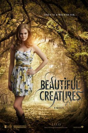 HS à Twilight: Sublimes créatures - 16 Lunes affiches personnages